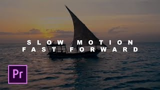 "Tutorial Smooth Slow motion dan Fast Forward ""No Plugin"" - Adobe Premiere Pro ( Indonesia )"