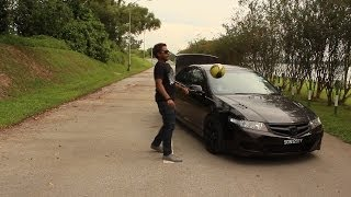 Clutched: Se2 Ep5 - Honda Accord CL7A Review