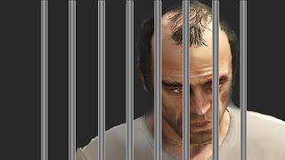 قراند مود السجن | الهروب الكبير | #مخردل
