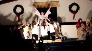 Youth Christmas Drama 2013