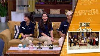 Ini Sahur 01 Juli 2016 Part 5/7 - Gista Putri, Tanta Ginting dan Laura Theux