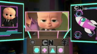 Cartoon Network UK HD The Boss Baby Movie Advert