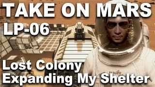 Take On Mars LP 006