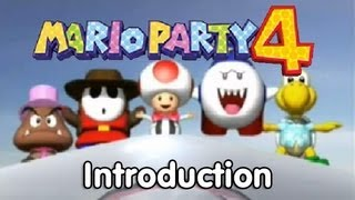Mario Party 4 Board Playthroughs - Introduction