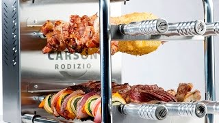 Carson Rodizio Review - Is it the Ultimate Rotisserie for your grill ?