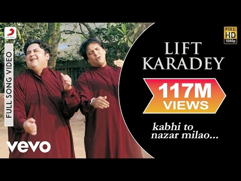 Adnan Sami Lift Karadey Video Kabhi To Nazar Milao
