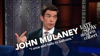 John Mulaney: Trump Is 'A Horse Loose In A Hospital'