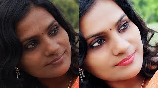 Photoshop Tutorial hindi : New Technique Softening Skin ,Advanced Skin Retouching