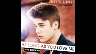 Justin Bieber feat. DJ WaQ - As Long As You Love Me (DJ WaQ Bootleg)