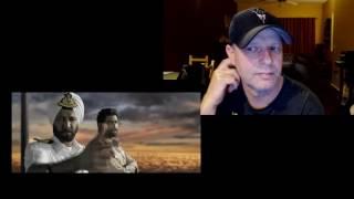 The Ghazi Attack - Trailer Reaction - Jai Hind!