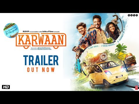 Xxx Mp4 Karwaan Official Trailer Irrfan Khan DulQuer Salmaan Mithila Palkar 3rd Aug 2018 3gp Sex