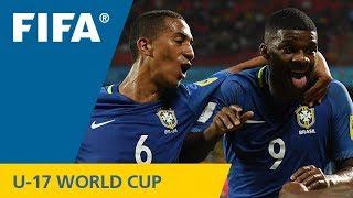 Match 20: Korea DPR v Brazil – FIFA U-17 World Cup India 2017