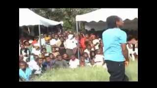 SEYO PERFORMING AT THE 5th ANNIVERSARY OF KASESE GUIDE RADIO KGR)