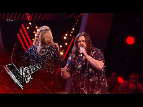 Chris James Vs Holly Ellison - 'I'd Do Anything For Love': The Battles | The Voice UK 2018