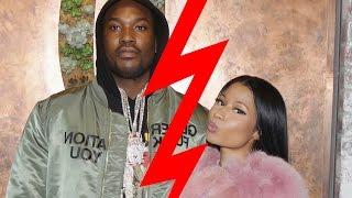 Nicki Minaj CONFIRMS Meek Mill Breakup
