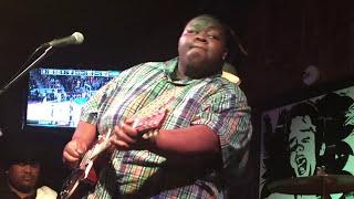 """Kingfish plays Jimi Hendrix's """"Hey Joe"""" @ The Blue Canoe in Tupelo, MS"""