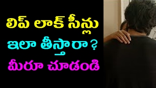 Arjun Reddy Kissing at Acting Workshop   Kiss Scenes Shooting -  Lasya Media