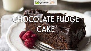 EASY Chocolate Fudge Cake