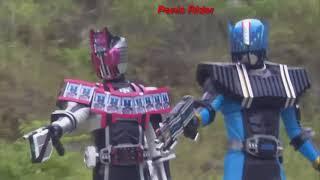 All Henshin in Kamen rider Decade   Kamen rider Decade All Form Change , Final Attack Ride   YouTube