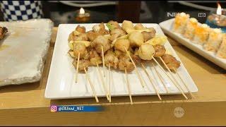 Sensasi Makan Dikejar Waktu di Kushiya Monogatari - OK FOOD Episode 44