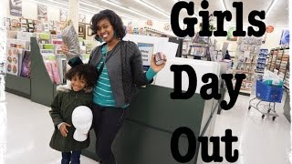 Vlog 49 Girls Day Out | The Smith Family