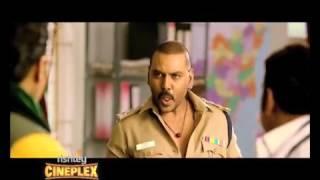 ACP Shiva: World Television Premiere on 3rd June, 7PM