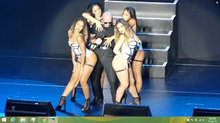 Messin Around Live - Pitbull Performing At KTUphoria