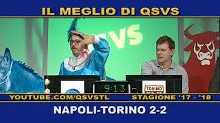 QSVS - I GOL DI NAPOLI - TORINO 2-2  - TELELOMBARDIA / TOP CALCIO 24