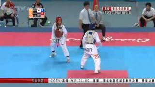 2010 Asian Games - Taekwondo Men