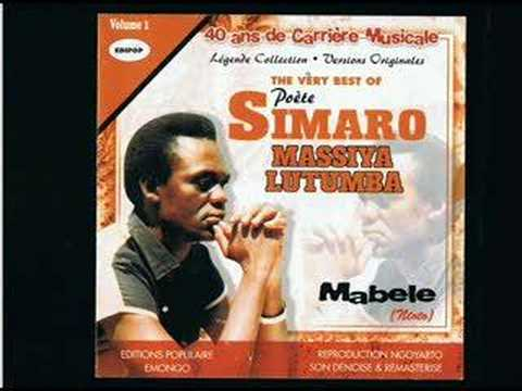 Simaro Massiya Lutumba - Fifi Nazali Innoncent