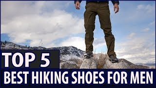 Best Hiking Shoes For Men || Best Water Shoes For Hiking