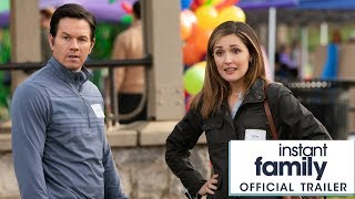 Instant Family (2018) - Official Trailer - Paramount Pictures
