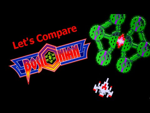 Let s Compare Bosconian