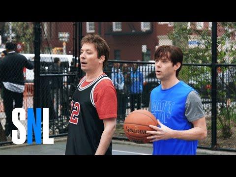 Basketball Scene SNL