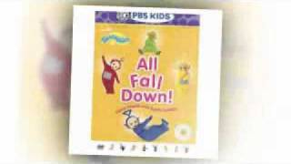 Teletubbies All Fall Down - Funny Friends & Terr