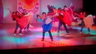 Belinda y Christopher- Bailar Contigo