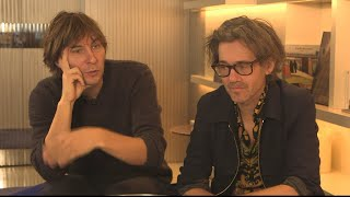French band Phoenix on their new album