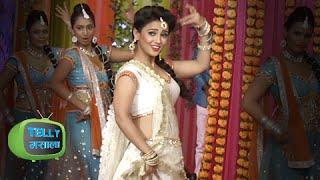 (Video)Adaa Khan aka Sesha Hot Dance Performance On Holi   Like OK Holi Celebration