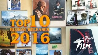 Top 10 Blu-ray releases of 2016!