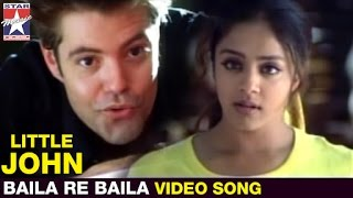 Little John Tamil Movie | Baila Re Baila Video Song | Jyothika | Bentley Mitchum | Star Music India