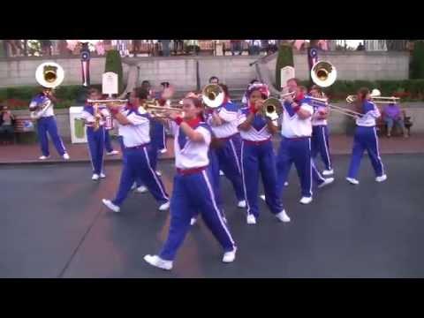 Michael Jackson Medley 2014 Disneyland All American College Band Last Day Last Set