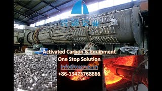 how to make activated carbon