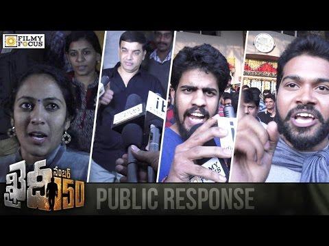 Khaidi No 150 Movie Public Response