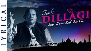 Tumhe Dillagi Original Song by Nusrat Fateh Ali Khan | Full Song with Lyrics | Musical Maestros