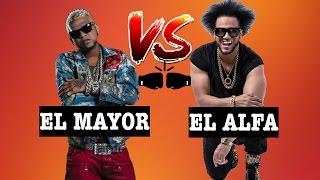 Análisis sobre la guerra de El Mayor Clasico vs El Alfa El Jefe – La Hora del Contacto