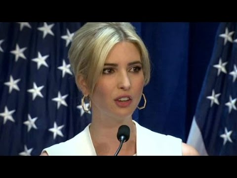 Will Trump's daughter Ivanka influence the campaign?