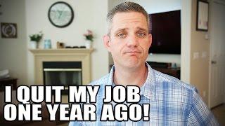I quit my job for YouTube
