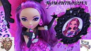 EVER AFTER HIGH BRIAR BEAUTY THRONECOMING BOOK PLAYSET REVIEW VIDEO!!!