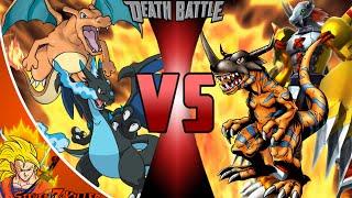 Pokémon VS Digimon | DEATH BATTLE! Reaction!!!