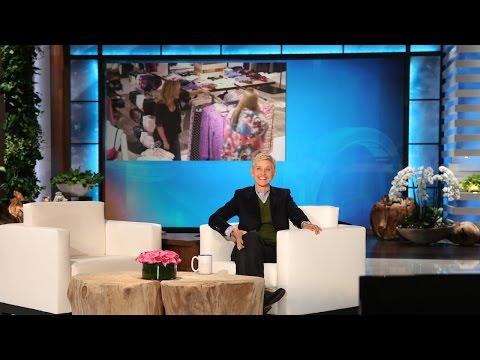Ellen s Hidden Cameras at Nordstrom